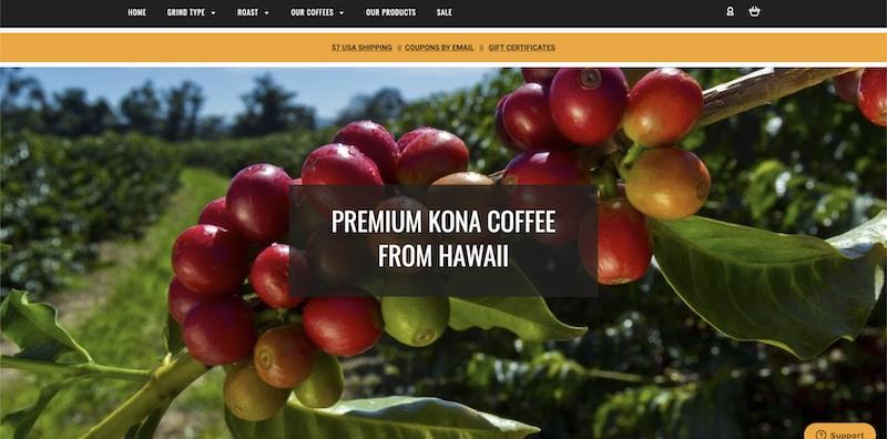 koa hawaiian coffee affiliate program