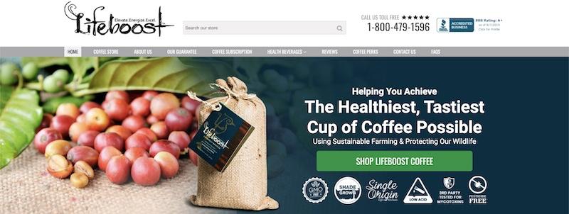 lifeboost gourmet coffee affiliate program
