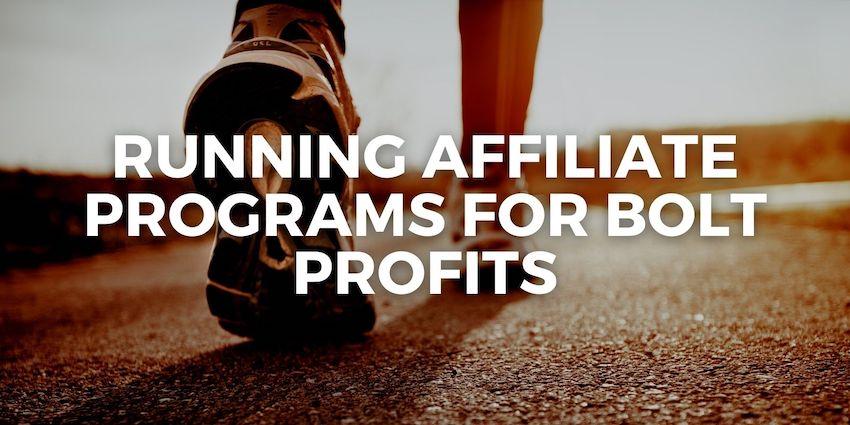 best running affiliate programs