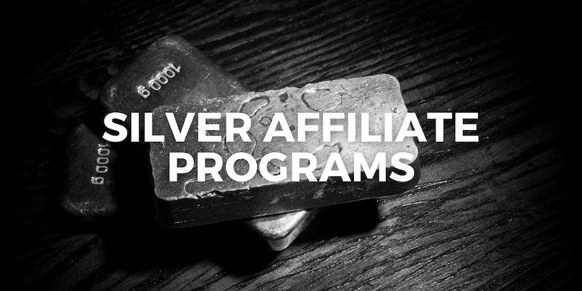 silver coins affiliate program
