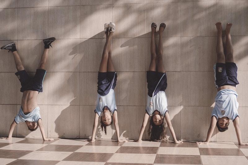 Gymnastics affiliate programs